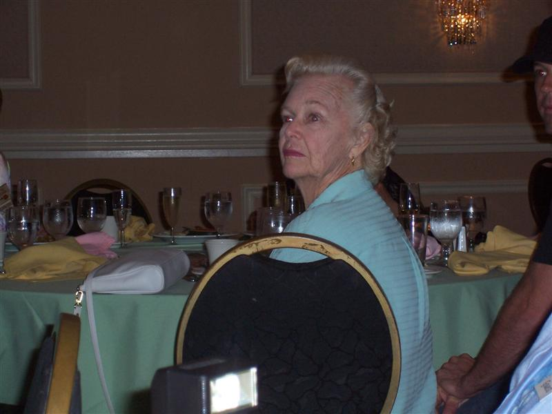 Ann Erickson at the 2007 High Chaparral Reunion