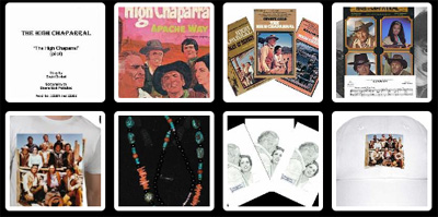 High Chaparral Reunion Auction