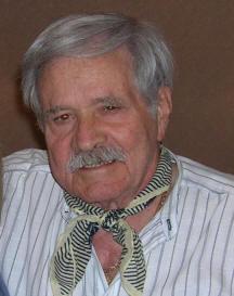 Bob Hoy at the 2005 Reunion