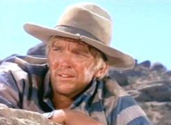 Denny Miller, guest star in A Way of Justice