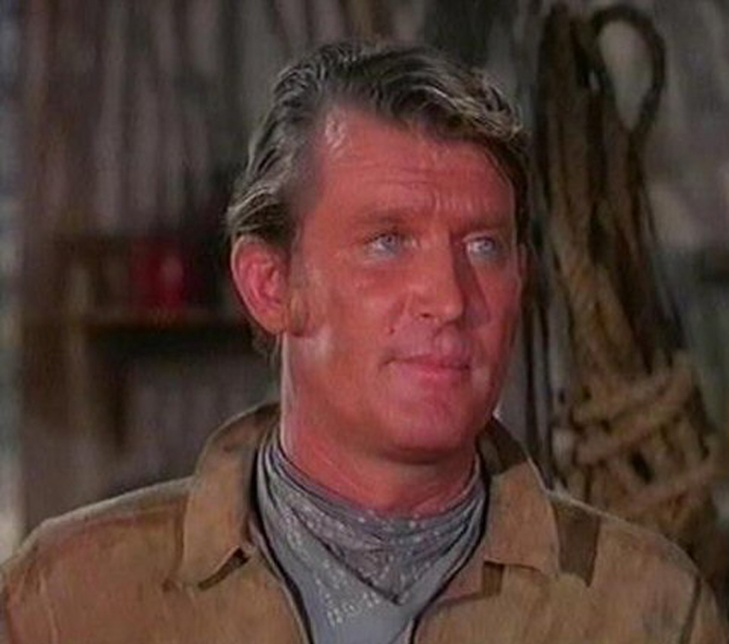 Don Collier as Sam Butler, The High Chaparral