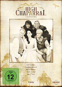 High Chaparral DVD