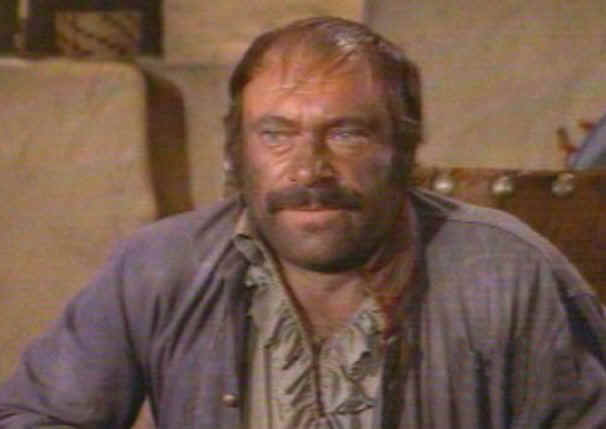 Malachi Throne in High Chaparral