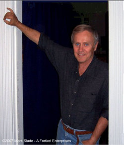 Mark Slade, artst actor and writer