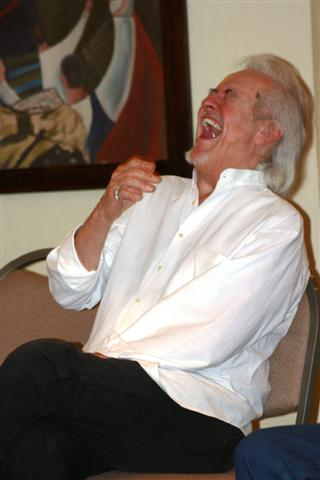 Henry Darrow at the 2009 High Chaparral Reunion