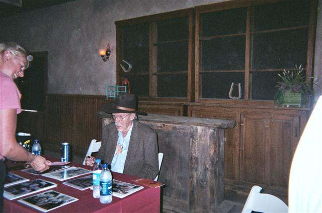 Ted Markland at The High Chaparral