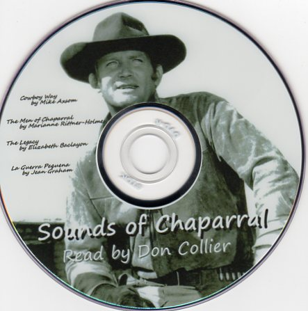 Don Collier sounds of chaparral